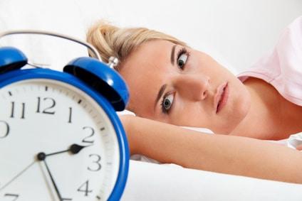 Schlafprobleme und Schlaflosigkeit