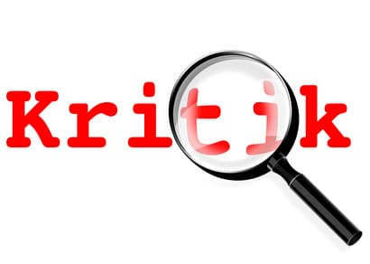 Umgang mit Kritik lernen